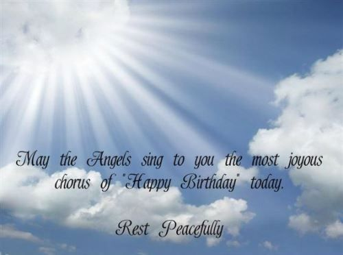 Best Birthday Quotes : Happy birthday sister in heaven quotes