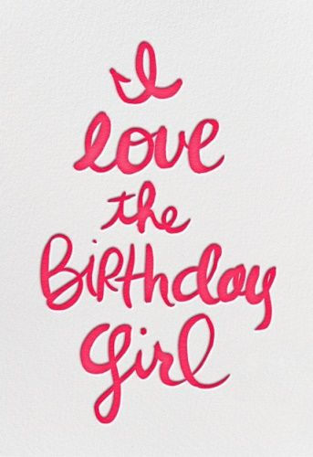 Incredible Best Birthday Quotes I Love The Birthday Girl Greeting Message Funny Birthday Cards Online Alyptdamsfinfo