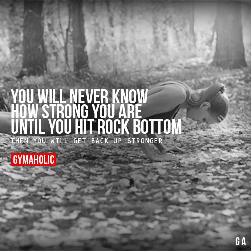 Best Health And Fitness Quotes You Will Never Know How Strong You
