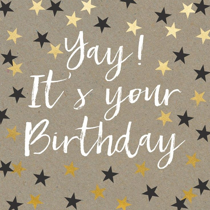 Birthday Quotes A Fabulous Birthday Card Adorned With Black And