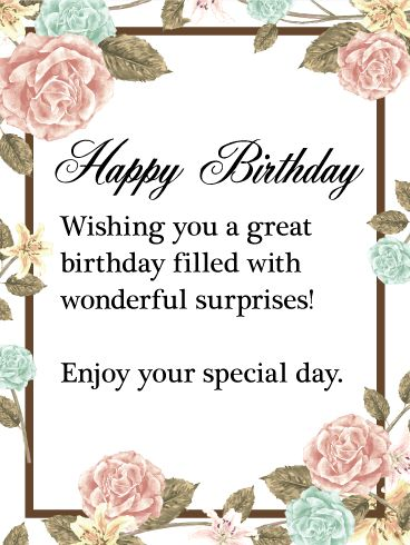 Day birthday cards roho4senses day birthday cards m4hsunfo