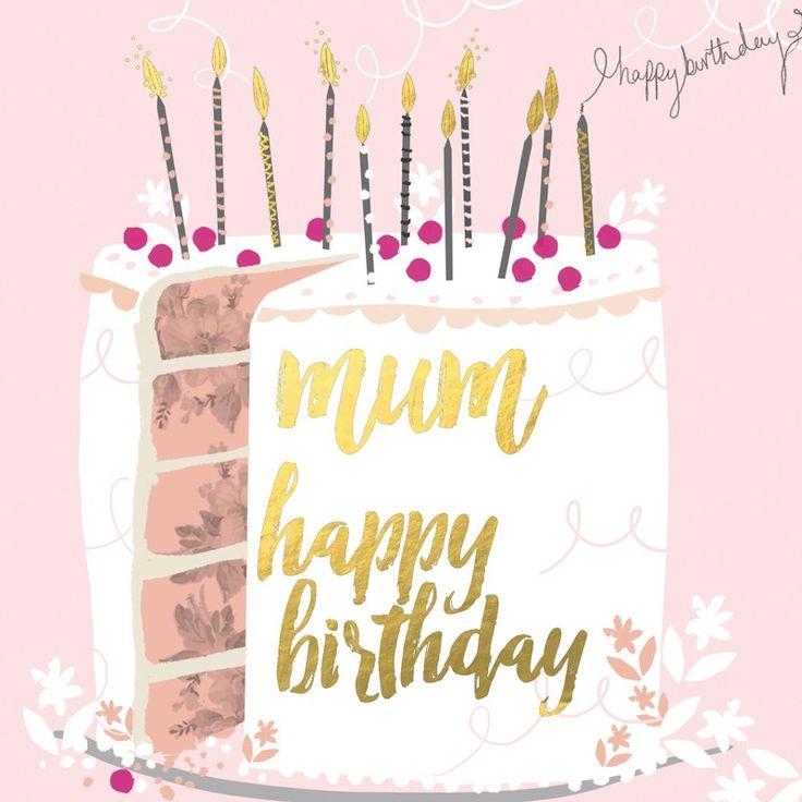 Beautiful Mom Birthday Quotes: Birthday Quotes : Mum Happy Birthday – OMG Quotes
