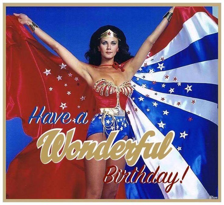 Birthday Quotes : Wonder Woman Birthday - OMG Quotes ...