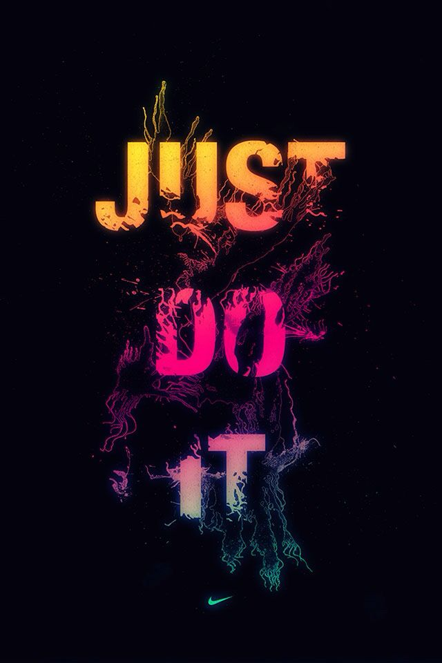 Just Do It Quotes Cool Fitness Quotes Nike Just Do It Iphone Background And Wallpaper