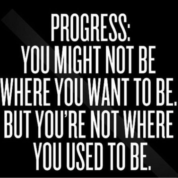 Progress Quotes Fitness Progress Quotes  Commonpence.co