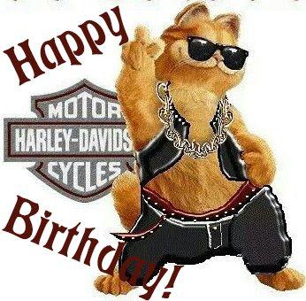Happy Birthday Quotes Happy Birthday Harley Davidson Omg