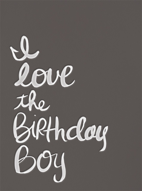 As The Quote Says U2013 Description. U201cI Love The Birthday ...