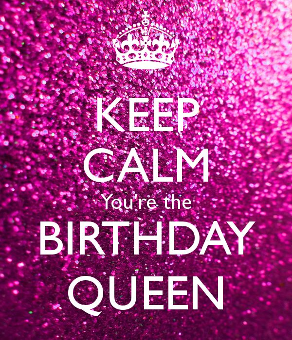 Happy Birthday Quotes Ideas : KEEP CALM You're The