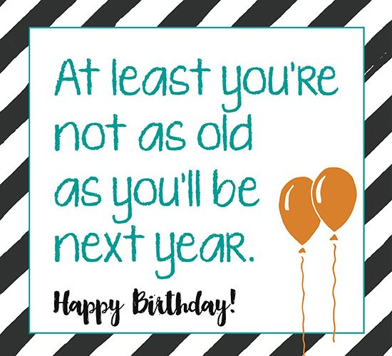Happy Birthday Quotes : Send This Fun #HappyBirthday #ecard To A #birthday Pal.