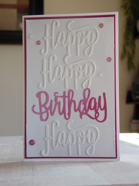 Happy Birthday Quotes Stampin Up Karte Zum Geburtstag Happy