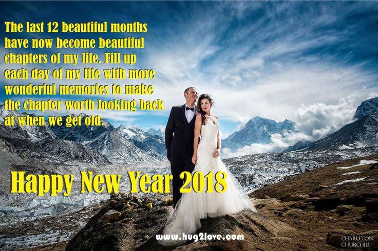 2018 new year wishes to boyfriend or husband