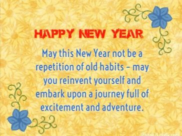 happy new year 2018 wishes quotes best new year messages