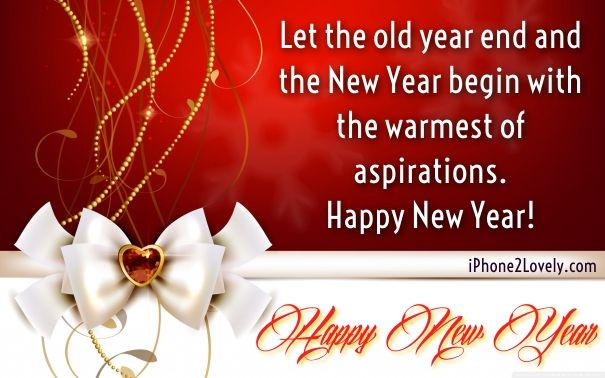 as the quote says description best new year messages wishes