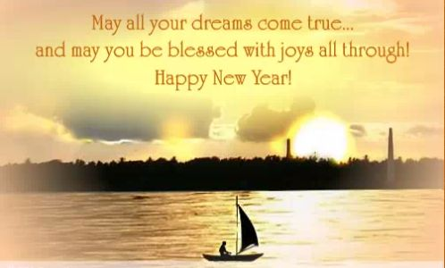 Happy New Year 2018 Wishes Quotes : Best New Year Prayers And ...