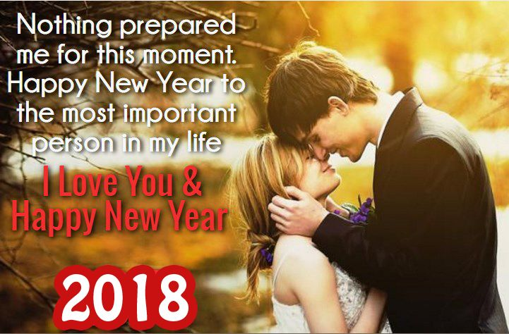 Happy New Year 2018 Wishes Quotes Happy New Year I Love You 2018