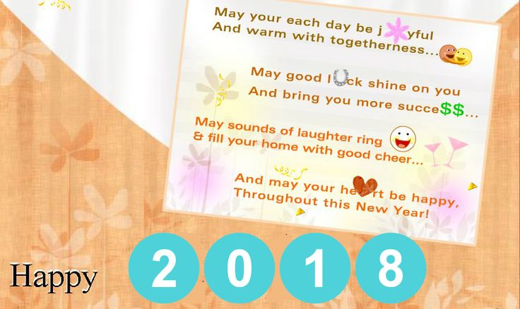 New year 2018 greeting quotes on card omg quotes your daily dose new year 2018 greeting quotes on card m4hsunfo