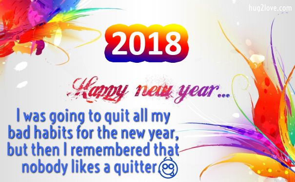 Happy New Year 2018 Wishes Quotes : New Year 2018 Jokes Funny – OMG ...