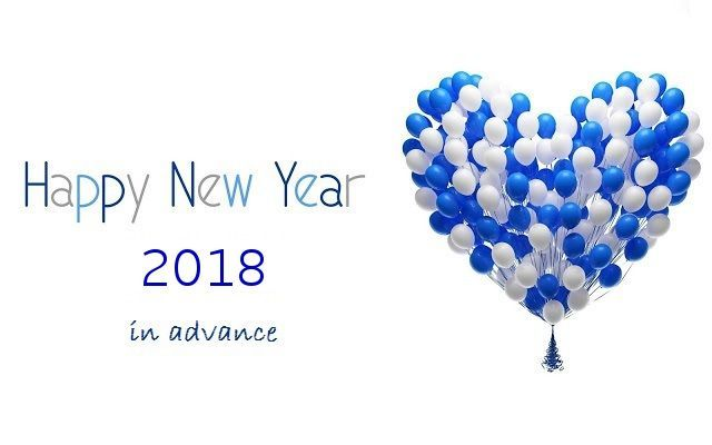 Happy New Year 2018 Wishes Quotes : New Year Advance Wishing Quotes ...