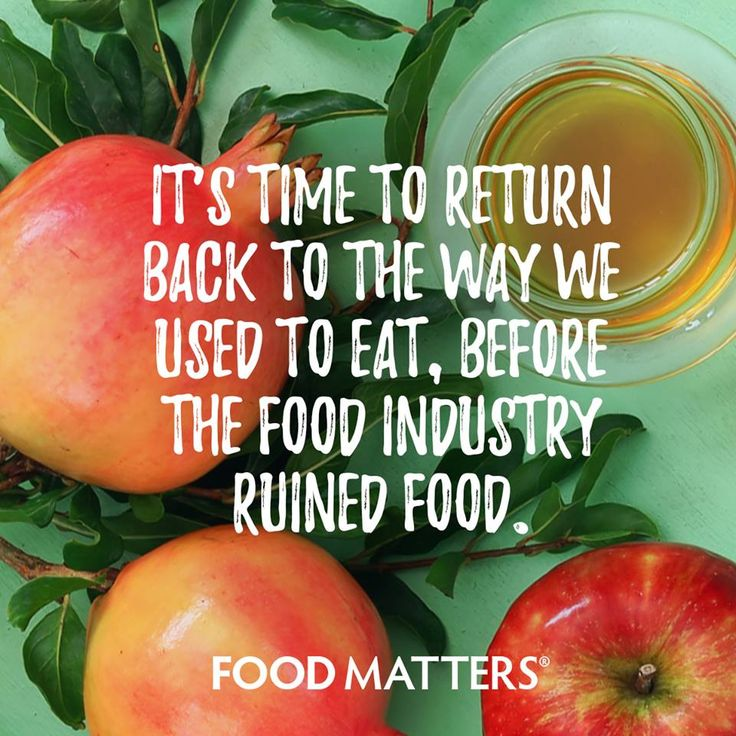 Health And Fitness Quotes Real Food Wwwfoodmatterscom