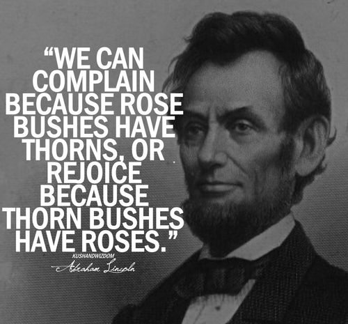 Inspirational Positive Life Quotes Abraham Lincoln Omg