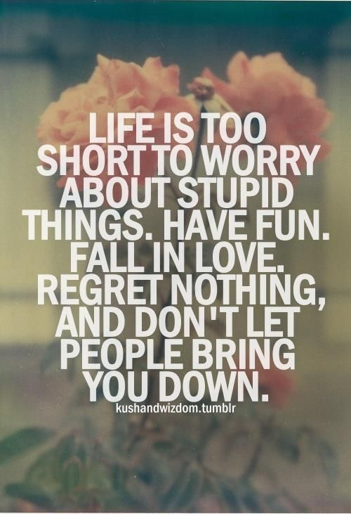As The Quote Says U2013 Description. Life Is Too Short ...