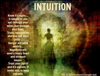 Love Intuition Quotes