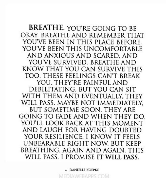 Despair Quotes Awesome Breath Hope Faith Not Despair Anxiety Hopelessness OMG Quotes