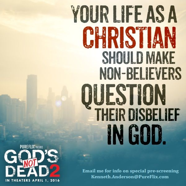 life quotes inspiration gods not dead is a great movie i