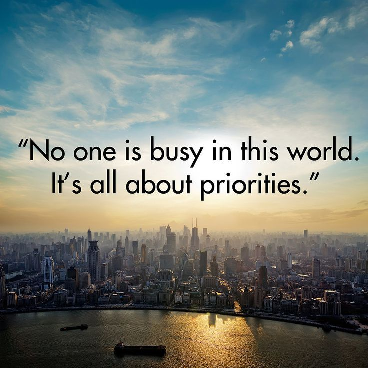 "Love Quotes About Life: Life Quotes & Inspiration : Quote: ""No One Is Busy In This"