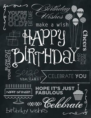 Black Birthday Quotes Selowithjo