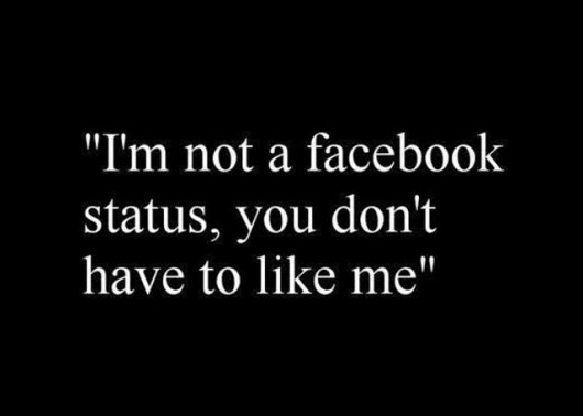 As The Quote Says Description Facebook Status  Shares