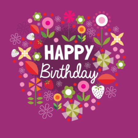 Birthday quotes amy cartwright acw female birthday floral garden as the quote says description m4hsunfo