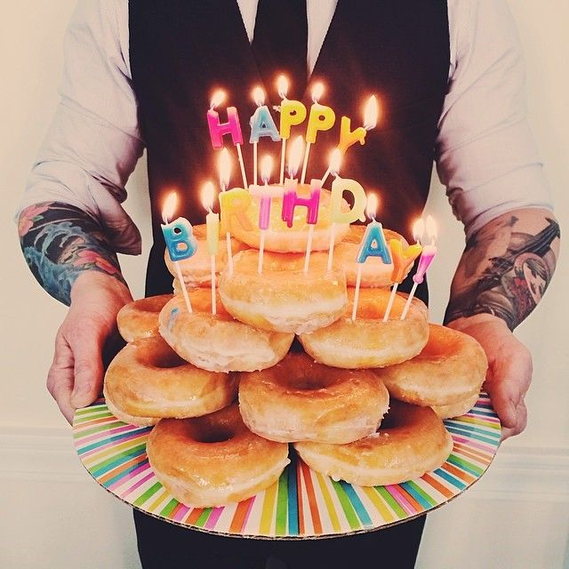 Birthday Quotes Donut Cake Omg Quotes Your Daily Dose Of