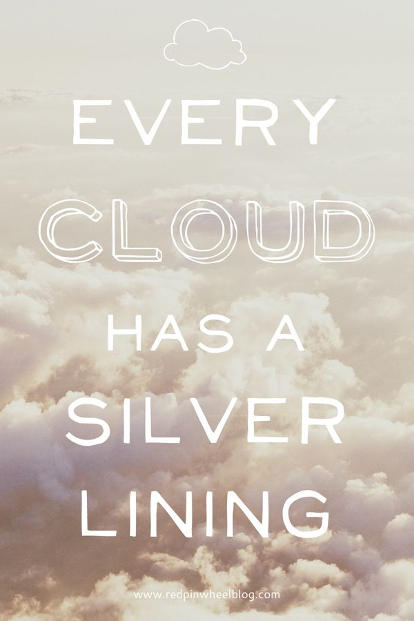Motivational Quotes : Every cloud has a silver lining! – OMG ...