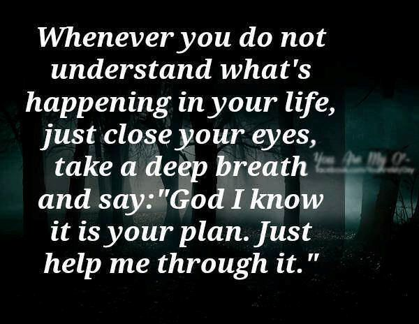 As The Quote Says U2013 Description. Gods Plan Life Quotes Quotes Religious ...