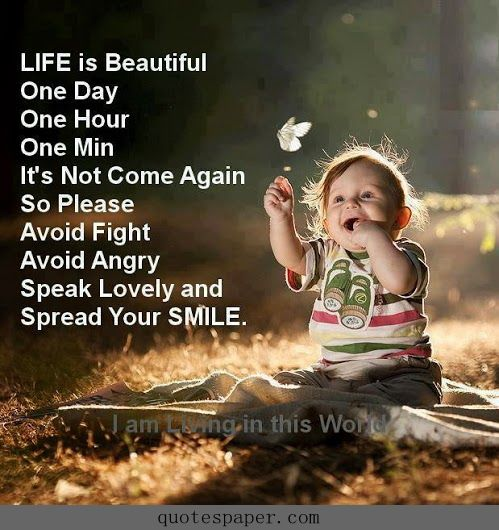 Inspirational Positive Life Quotes Life Is Beautiful Quotes Inspiration Beautiful Quotes On Life