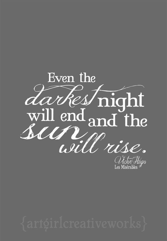 Les miserables love quotes