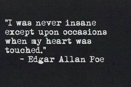 Perfect As The Quote Says U2013 Description. Love Quote Edgar Allan Poe