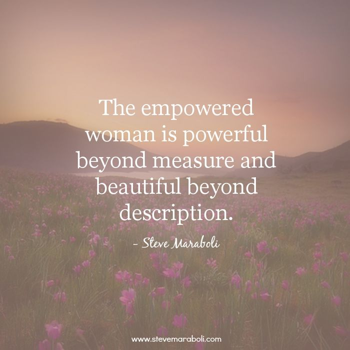 Short Daily Quotes To Live By: Quotes About Women Empowerment