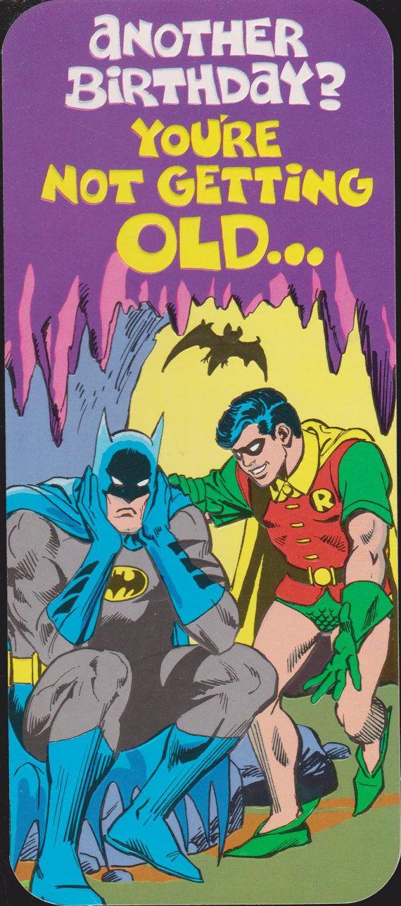 Birthday quotes 1978 batman and robin retro studio greeting by as the quote says description 1978 batman and robin retro studio greeting by vintagerecycling bookmarktalkfo Gallery