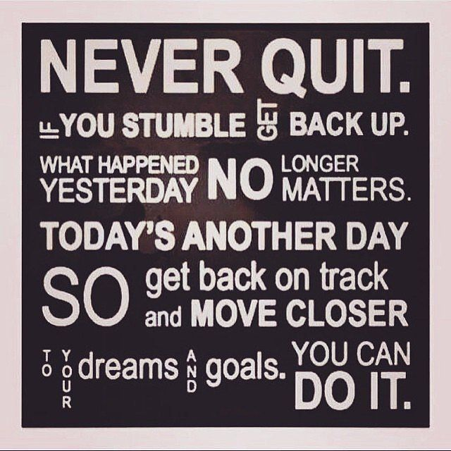 Inspirational Fitness Quotes A Little Inspiration For The Days When We Feel Like Throwing In The Towel And G Omg Quotes Your Daily Dose Of Motivation Positivity Quotes