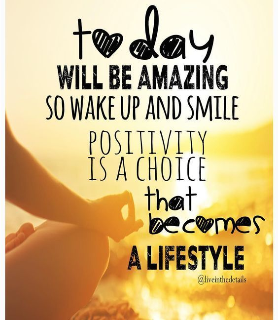 Life Quotes And Words To Live By Today Will Be Amazing OMG Custom Amazing Quotes To Live By