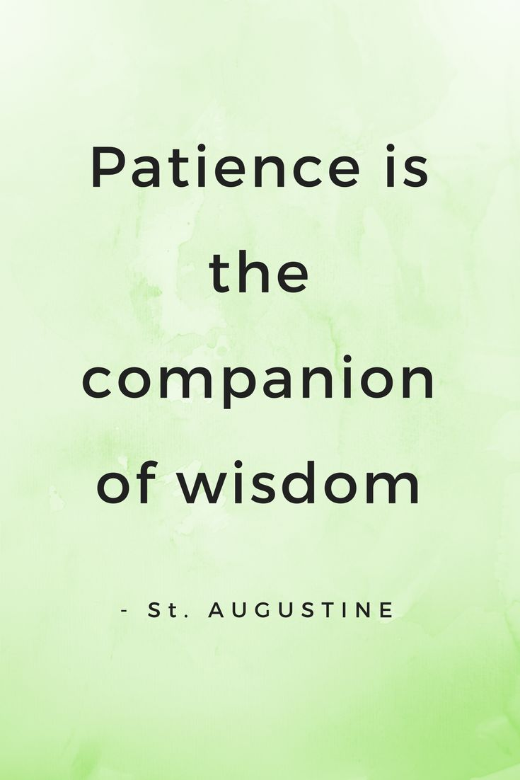 Wisdom Quotes : Quotes on patience | Click to shop creative ...