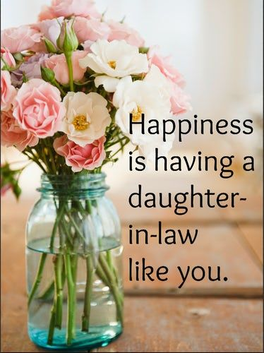 Happy Birthday Quotes Ideas Daughter In Law Quote Happiness Omg