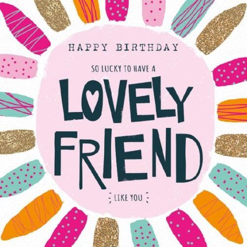 Best Birthday Quotes : Cute birthday cards for girls  Happy