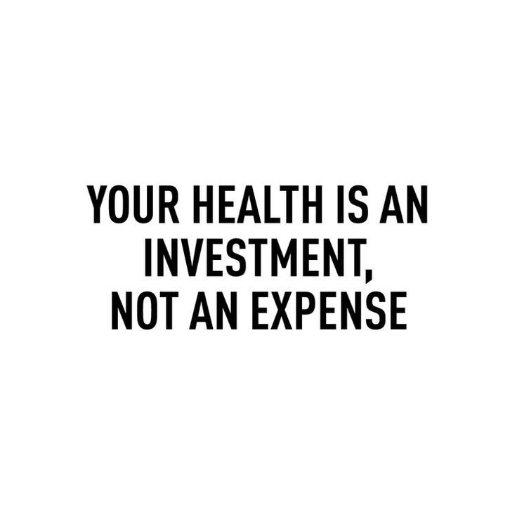 Health And Fitness Quotes This Investing In Your Health Now