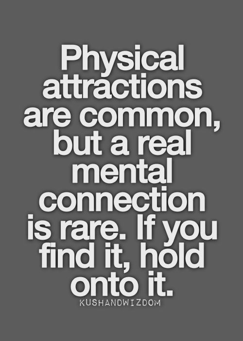 Once In A Lifetime You Will Find That One Mental And Physical Wow