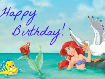 Birthday Quotes happy birthday little mermaid It%E2%80%99s my birthday An Autism Diary 364x273 happy birthday quotes \