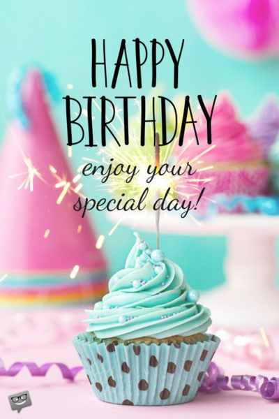 Happy birthday quotes ideas happy birthday enjoy your special day as the quote says description altavistaventures Image collections