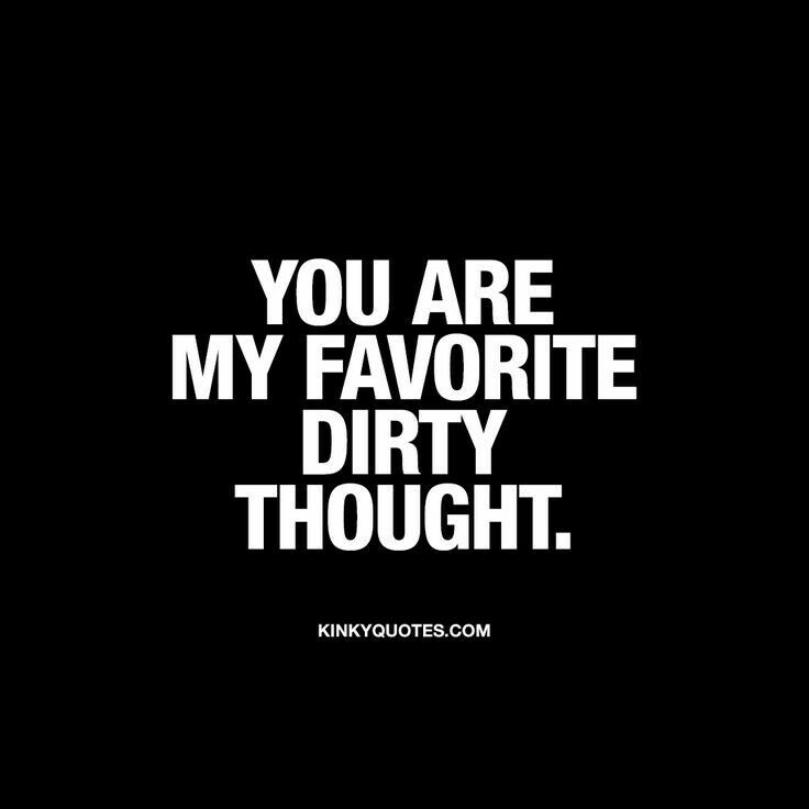 Missing Quotes : And I love the thoughts u put in my head ...